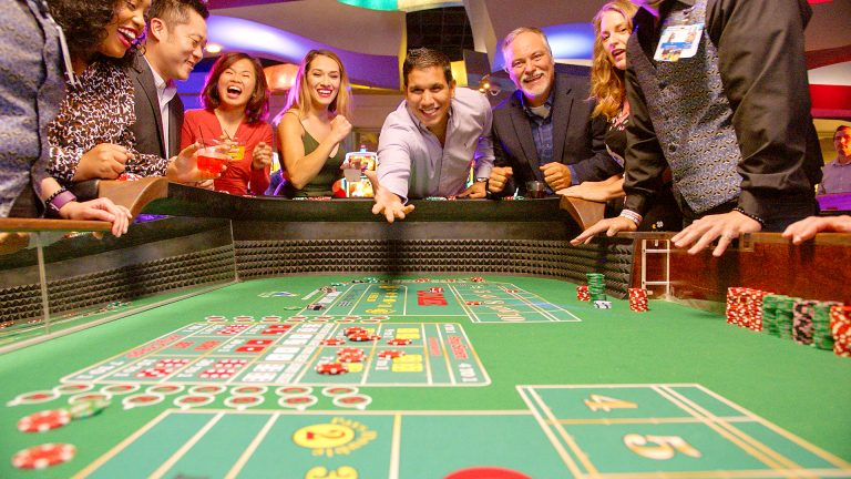 Eight Issues You Should Learn About Online Casino